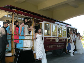 Photo: Get on board that trolley to successful planning!