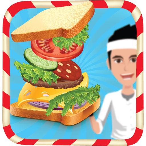 三明治机疯狂烹饪 休閒 App LOGO-APP試玩