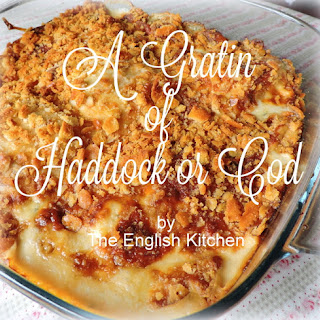 A Gratin of Haddock or Cod Recipe