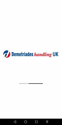 Used Forklifts Demetriades Handling UK screenshot 1