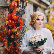 Wedding photographer Natalya Zalesskaya (Zalesskaya). Photo of 27.10.2017