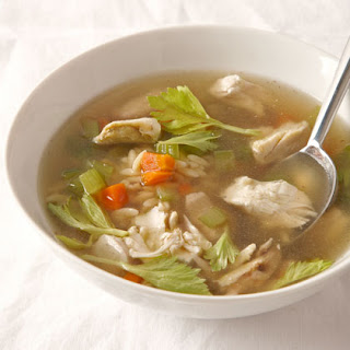 Chicken Noodle Soup With Chicken Stock Recipes.