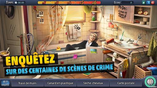 Criminal Case fond d'écran 1
