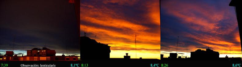 Photo: Amanecer del 15/01/10