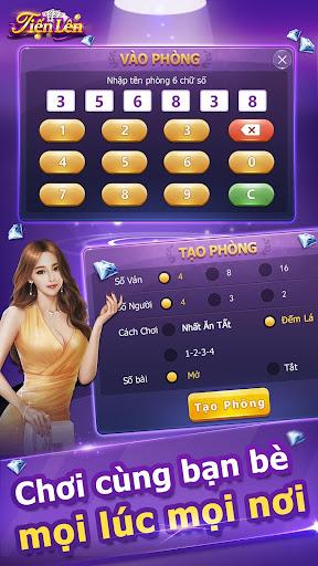 Tiu1ebfn Lu00ean Miu1ec1n Nam - Tien Len -Tu00e1 Lu1ea3-Phu1ecfm -ZingPlay 1.7.061105 screenshots 5