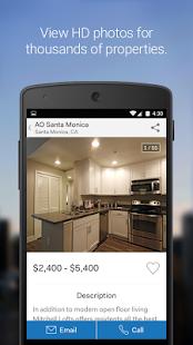 Rent.com Apartment Homes - screenshot thumbnail