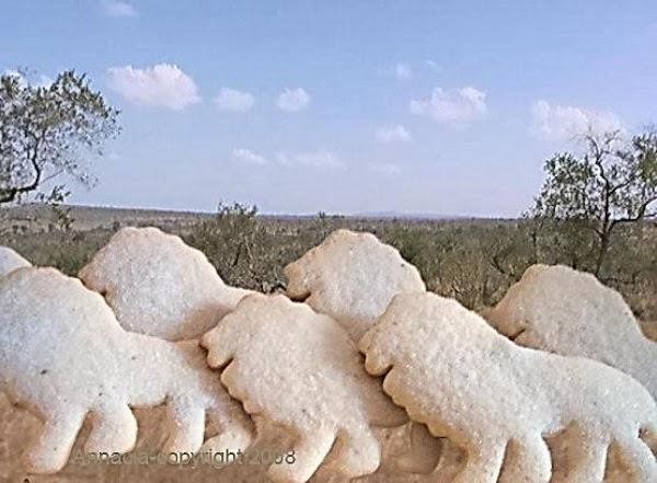 Sugar Mace Cookies Recipe