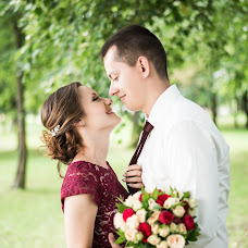 Wedding photographer Yuliya Rasanec (RaArt). Photo of 11.05.2018