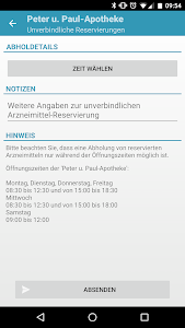 Apotheke vor Ort screenshot 6