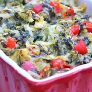 Holiday Hot Spinach Dip