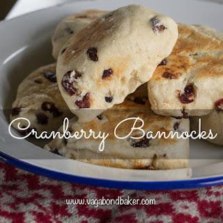 Cranberry Bannocks.