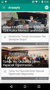 Yunus Emre Enstitüsü- screenshot thumbnail
