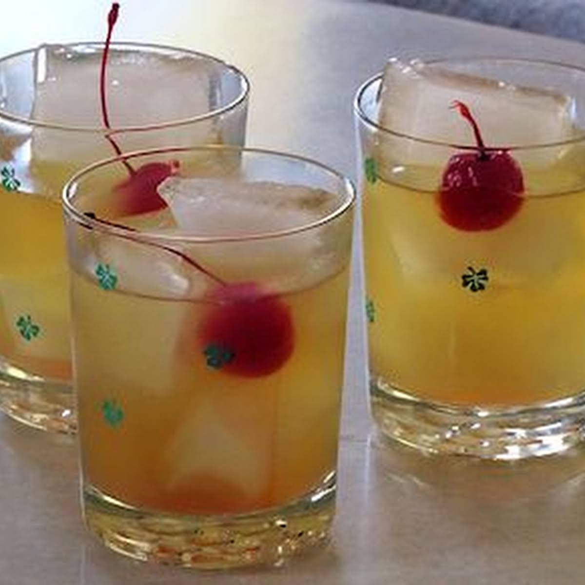 Whisky  acid mordant