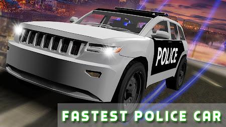 Police Chase Street Crime 3D 1.1 screenshot 221729