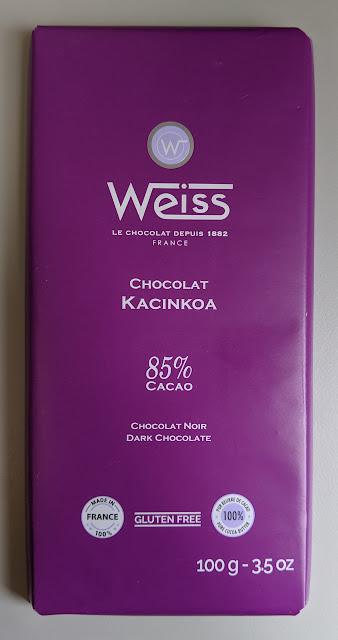 85% weiss bar