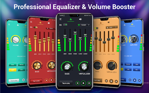 Volume booster screenshot 9