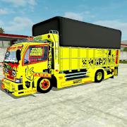 Mod Truck Canter Bussid V3.3