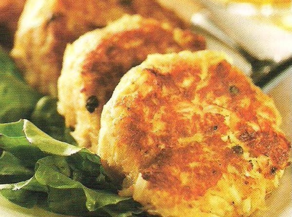 Lemon Caper Crab Cakes Recipe