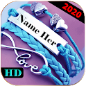 Name On Necklace - Name Art icon