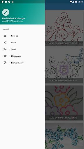 Hand Embroidery Designs 3.1 screenshots 2