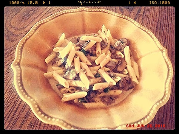 One Pot Hamburger Stroganoff Recipe