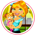 Baby Sitter Nanny Care & Play icon