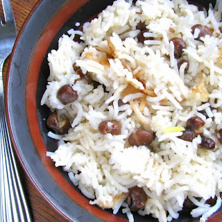 Simplicity Itself - Rice & Peas