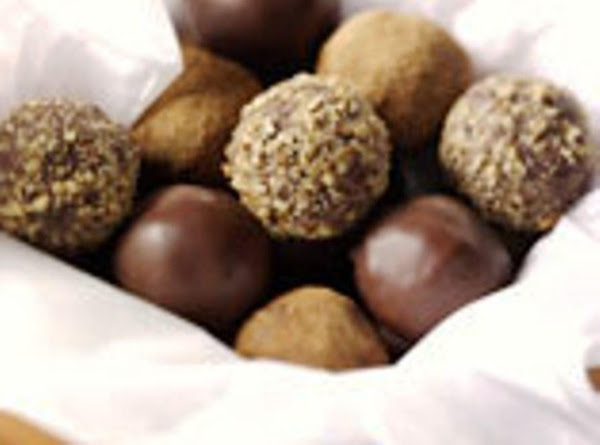 Truffles With Fruit Flavored Cheese Recipe