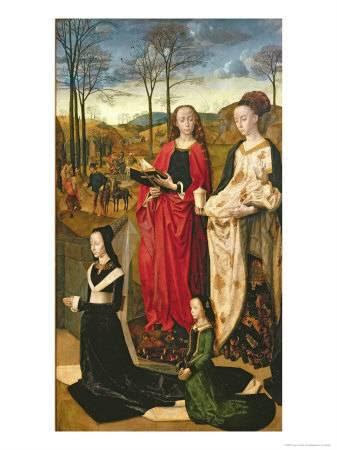 Article on the Portinari Altarpiece by Hugo Van Der Goes.