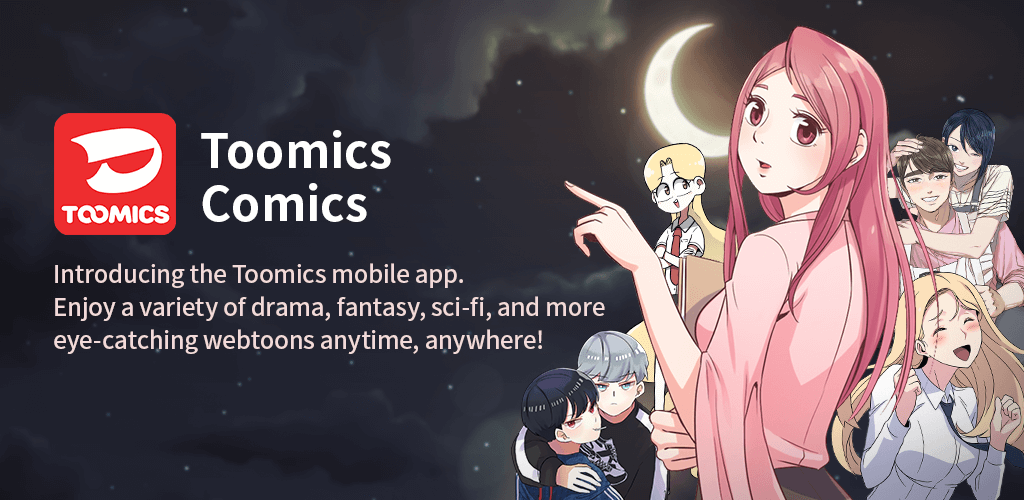 Download Toomics - Read Comics, Webtoons, Manga for Free APK latest