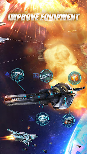Galaxy Battleship - screenshot