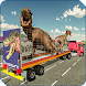 Off-Road Jurassic Zoo World Dino Transport Truck