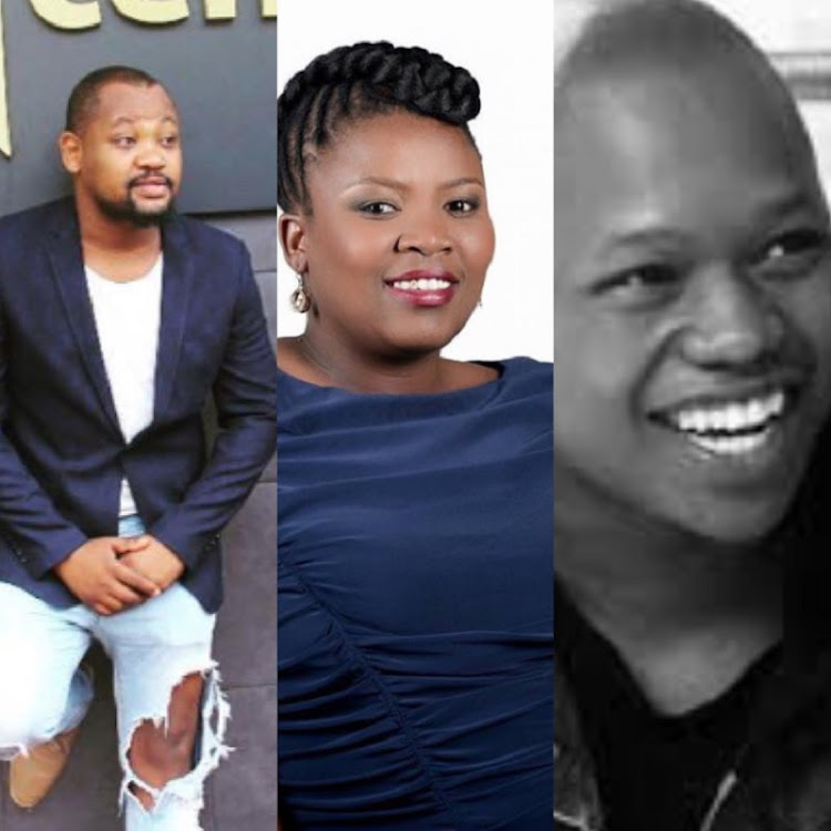 Thobani Mseleni, Siyasanga Kobese and Akhumzi Jezile died in a car accident.