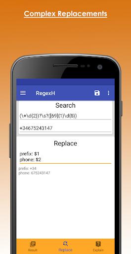 RegexH  screenshots 2