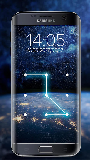 Free App Lock and Pattern Lock Screen New 2017 screenshot 3