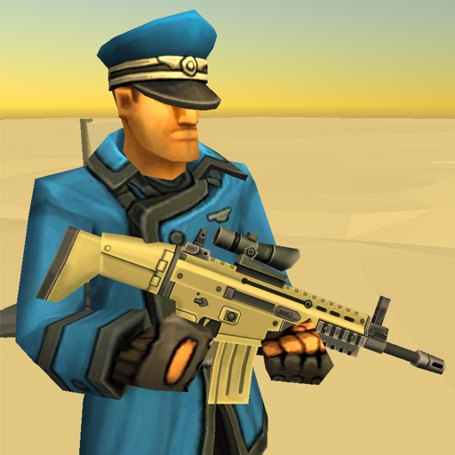 StrikeFortressBox: Battle Royale