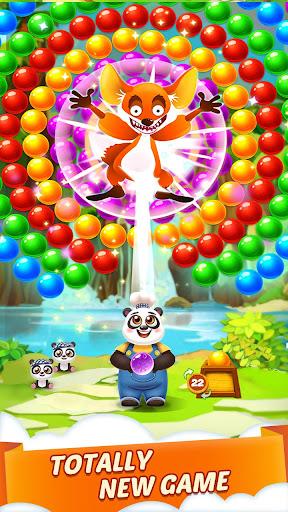 Bubble Shooter Cooking Panda 1.3.10 screenshots 4