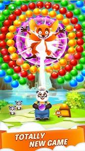 Bubble Shooter Cooking Panda 4