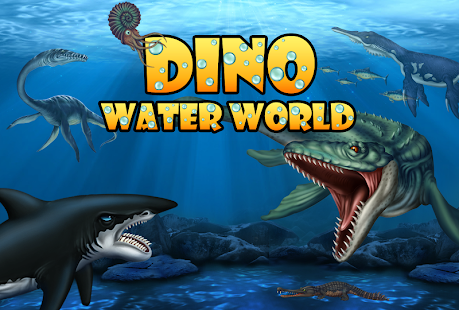 Jurassic Dino Water World- screenshot thumbnail