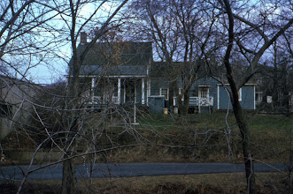 Photo: Collins House in the 1970s. Photo by Frederick Branch