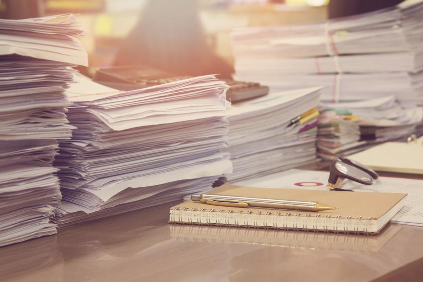 Картинки по запросу bookkeeping pile of documents