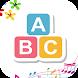 ABC Kids - Toddler Learn Alphabet Games Preschool
