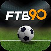 FTB90 - Live Soccer News App