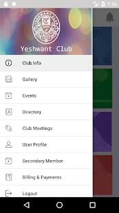 Yeshwant Club - náhled