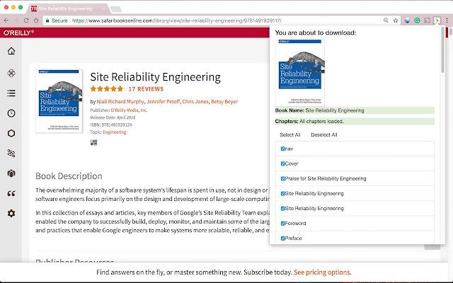 Safari books download chrome web store fandeluxe Image collections