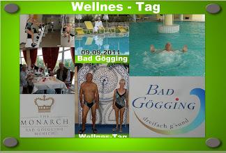 Photo: 09.09.2011 - Wellnes Tag  im Hotel Monarch Bad Gögging mit Gala Diener  -- http://www.monarchbadgoegging.com/