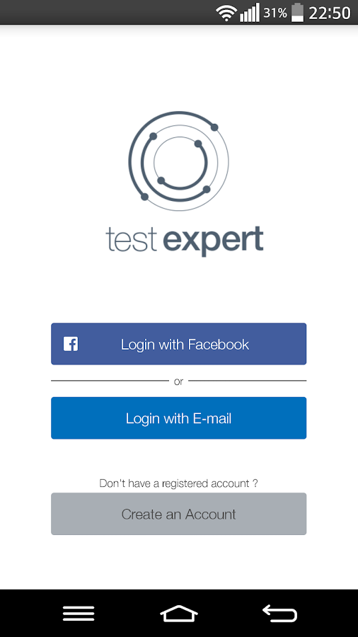 Test Expert- screenshot