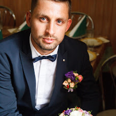 Wedding photographer Viktor Byvshev (Ripman). Photo of 02.09.2017