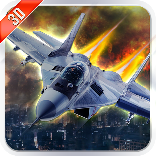 Air Combat DogFight 3D