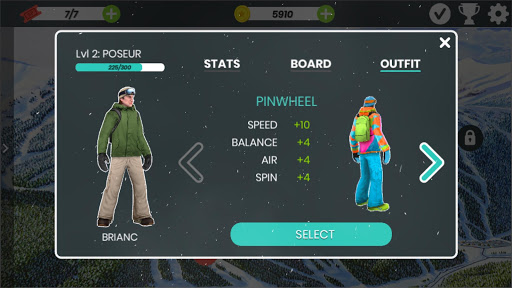 Snowboard Party: Aspen 1.1.0 screenshots 8